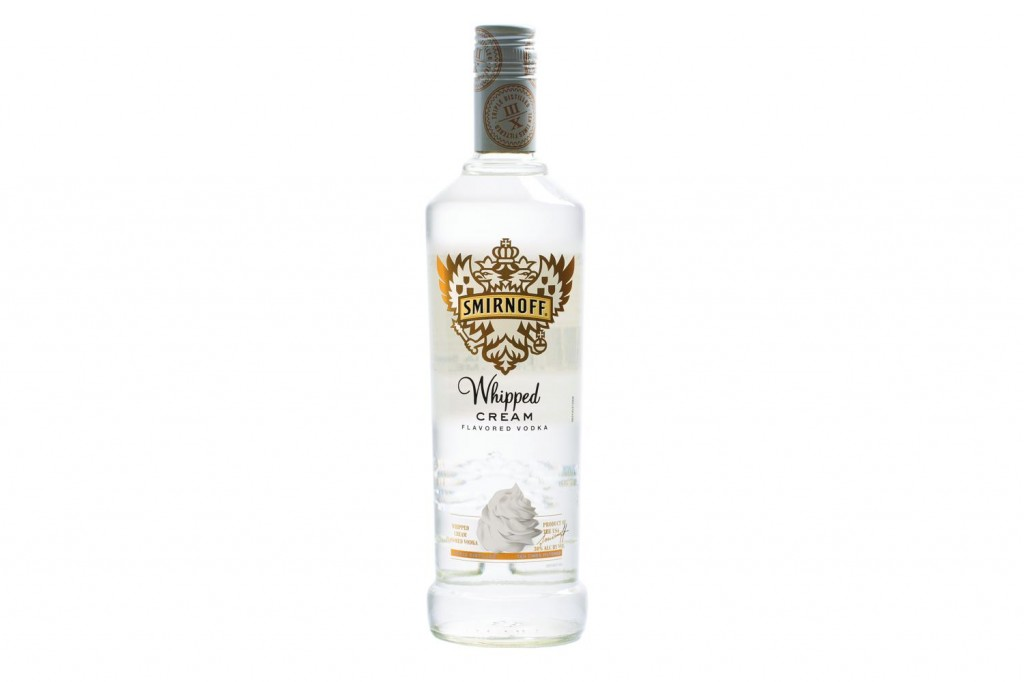 smirnoff whipped cream alcohol concierge