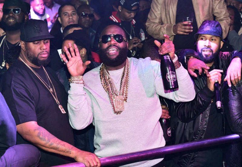 How urban artists influence what we drink luc belaire for What is rozay drink